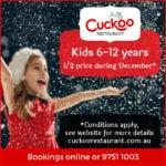 Cuckoo Kids Halfprice