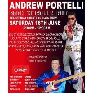 Andrew Portelli RocknRoll